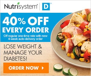 Nutrisystem Diabetes Diet Plan - Portion Controlled ...