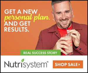 Nutrisystem for Men 50% Off